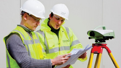 Measurement surveys & drawings
